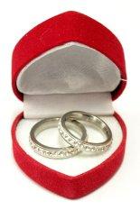 Handmade Nandhut Cincin Couple 72 - Silver