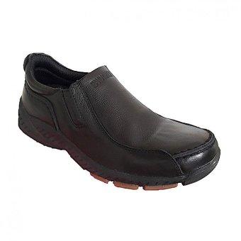 Handymen HK 01 Hitam Casual Formal Shoes