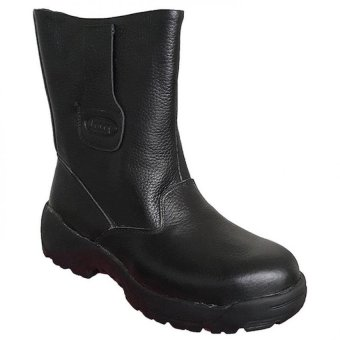 Handymen SF 20 Hitam Boot Safety Shoes