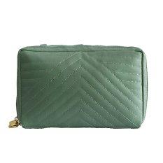 Hers Bags Vivi Multifunction Ladies Purse Organizer - Hijau