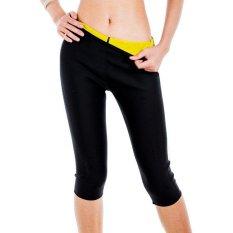 HG Celana Olahraga Pembakar Kalori - Hitam