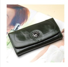... Intl Dan Harga Source · Vintage Clutches Purse Genuine Leather Womens Wallets Zipper Coin Source High Quality Genuine