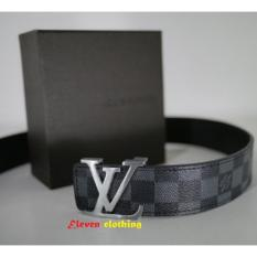 Ikat Pinggang Leather Import pria - LV 711 SE