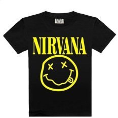 Ilife Store Nirvana 3d Printed T Shirt New Brand Design Hip Hop Casual Tshirt