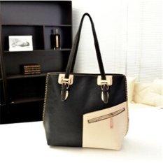 Ilife Women Handbag High Quality Messenger Bags Women PU Leather Handbags Ladies Shoulder Bag Black