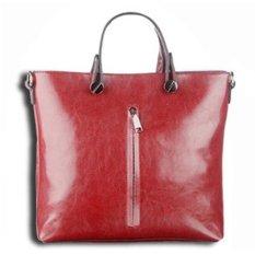 Ilife Women Handbag Shoulder Bag High Quality PU Leather Bags Women Messenger Bag / Rivet Vintage Shoulder Crossbody Bags