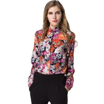 ZUNCLE Sunscreen Chiffon Long-sleeved Shirt(Colorful)