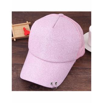 Long Strip Decorated Pure Color Hat Ezyhero Source · Harga LRC Topi Fashion .