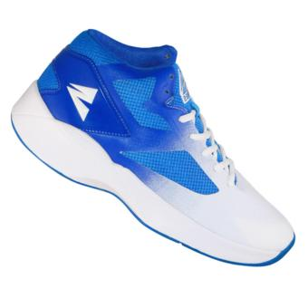 2Beat Wolves Sepatu Basketball - Blue white