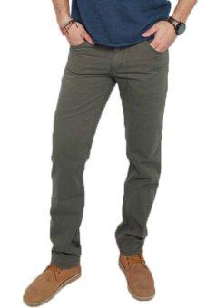 Celana Pendek Pria Jual Produk Celana Pendek Pria Terlengkap Source · 2nd RED 115505T4 Pants Twill Olive Green