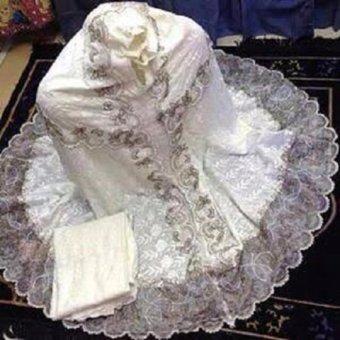 Harga Grosir Dress_Mukena Krisdayanti Murah