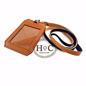 harga HOUSEOFCUFF ID CARD BROWN Lazada.co.id