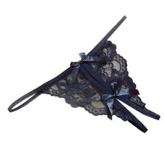 harga G String Open Crotch Bolong Tengah Celana Dalam Transparant Lazada.co.id