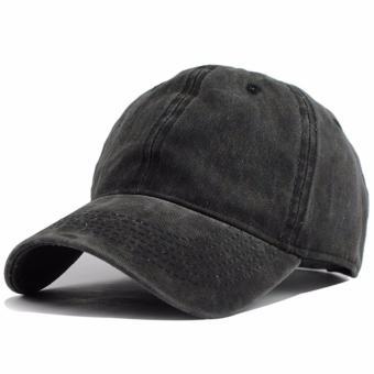 harga Ormano Topi Snapback Baseball Cap Korean Hip Hop Casual Polos Denim -  Abu Tua Lazada ce61cc1775