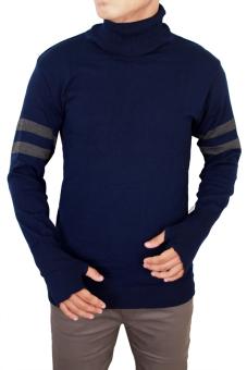 harga Gudang Fashion - Male Sweater - Dongker Lazada.co.id
