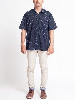 Zyk The Sailor Short Sleeve Shirt Black