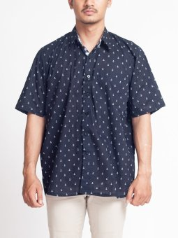 Zyk The Sailor Short Sleeve Shirt Black