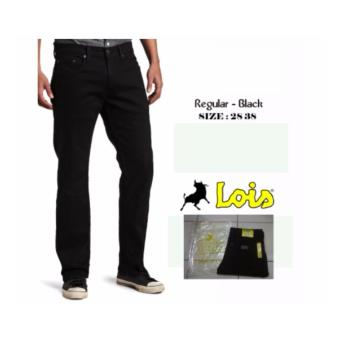harga https://www.tokopedia.com/adhnicollection/celana-jeans-lois-standar-hitam-basic-celana-cowoadhni-collection Lazada.co.id