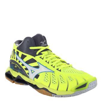 Sepatu Volley badminton Mizuno Wave Tornado 9 Bolt Black Source · Jual  sepatu volley mizuno cek 28d699c715