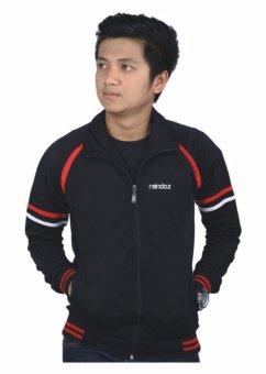 harga Raindoz Jaket Olahraga Pria - RYI 072 - Hitam Lazada.co.id