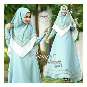 Kedaibaju Pakaian Muslim Baju Muslim Murah Syari Hijab Gamis Source · Murah  Source Baju Hijab Muslim Hijab Source Gamis Maxi Zamirah White Daftar  Update ... 719568f112
