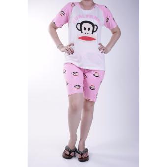 Harga Spesifikasi Tokolobo Baju Tidur Daster 3076 Dt Fp Pink Source Harga Ronaco .