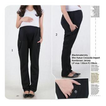 168 Collection Rok Lilit Fitria Batik Long Skirt Multicolor Source · SB Colection Celana Panjang Hamil