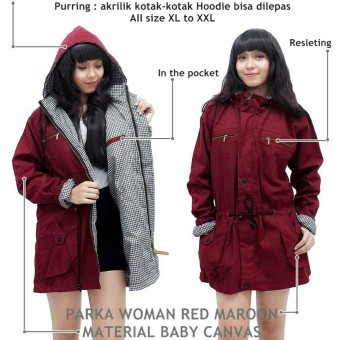 Klikfashions Jaket Ariel Sk24 Hitam Wiring Diagram And Schematics Source · kulit aril SK24 pria list merah Source Azkar Jaket Parka Wanita