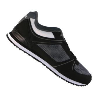 2Beat Keyza Sepatu Lifestyle - Black Grey White