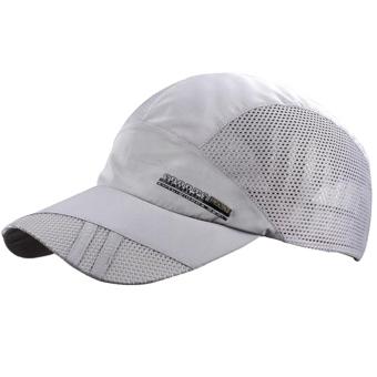 ... Harga Terbaru Adapula Kolam Olahraga Musim Panas Sejuk Cepat Kering Yang Dapat Topi Bisbol Solid Topi