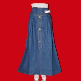 Harga Terbaik Hasanah Kulot Jeans Levis Lasinva Blue Indonesia Source · Hasanah Rok Jeans Levis Lasinva