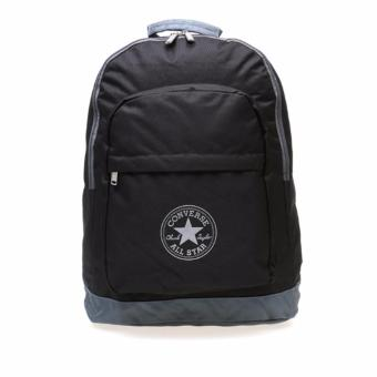 harga Tas Converse Backpack Regular - Black Lazada.co.id