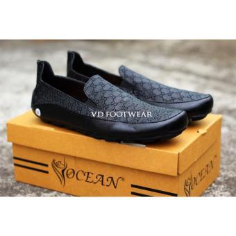 harga Sepatu Slip On Pria Lazada.co.id