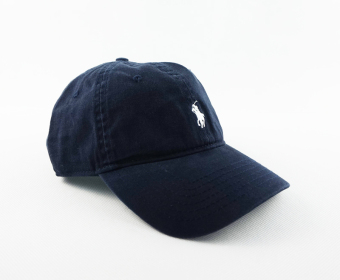 Harga Unisex model Polo olahraga topi Baseball tanpa kuda poni yang dapat label hadiah topi katun