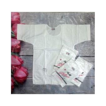harga Ezpata Kaos Dalam Oblong-Kaos Dalam Pria-Kaos Lengan Pendek Swan Brand Katun - Size 40 Lazada.co.id
