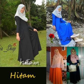 Muslimah Source · Gaun Source Harga Spesifikasi Ofashion Pakaian Muslim Ax 5046 Gamis .