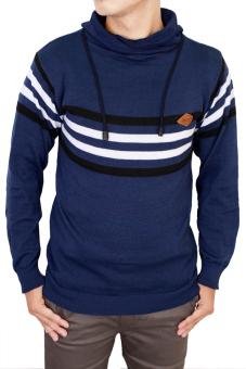 harga Gudang Fashion - Harajuku Sweater - Dongker Lazada.co.id