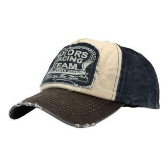 ScoutAddict Source · Adapula katun topi baseball cap sepeda motor tepi topi baseball yang dapat menggiling