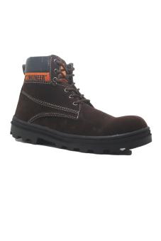 Harga Dozzer Safety Shoes P205 Coklat Tua Perlengkapan Source · Cut Engineer Shoes Iron Safety Boots