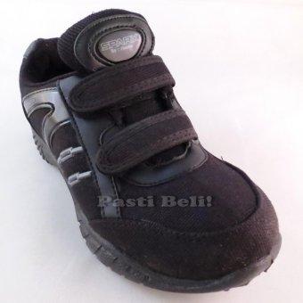 Bata Sepatu Anak Hitam 381-6501