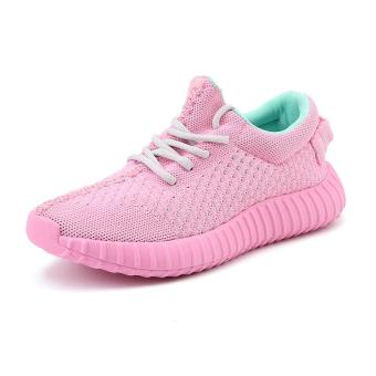 Harga Wanita Olahraga Sepatu Menjalankan bernapas Sepatu Nyaman Sepatu Casual Women Outdoor Sports .