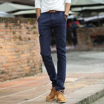 ... Striped Harem Pants Spring Source Indonesia Daftar Harga Claoexan B737 Korean style vertical Source Harem Pants