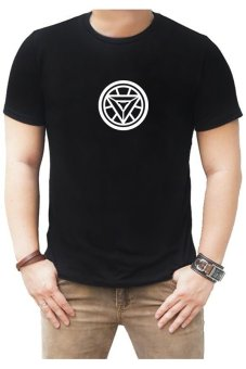 QuincyLabel T-Shirt Mark 02 - Hitam .