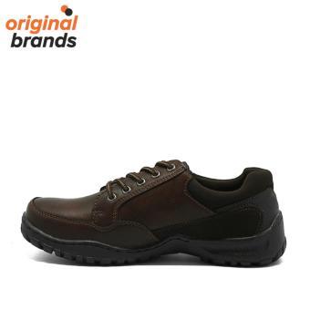 Sepatu Weinbrenner Casual Nunn-Coklat-Sepatu Pria-Sepatu Bata