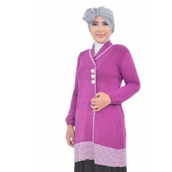 Inara house - MB 011 - ungu violet - S