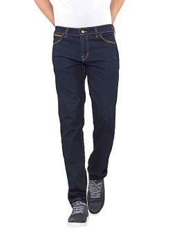 Inficlo SLX 517 Celana Jeans Casual Pria - Jeans Strech - Cool (Hitam)