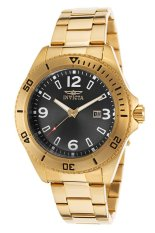 Invicta Pro Diver - Men's Watch - Gold - Stainless Steel Strap - 16331