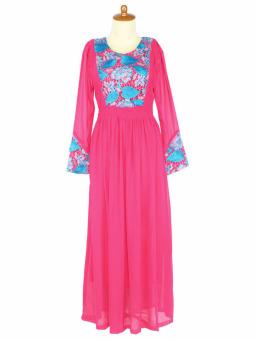 Iyesh HENK0002 - 0002 Maxi Vanica - Pink