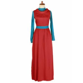 Iyesh SUIN2382 - 02382 Maxi Lidya - Merah