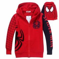 Jaket Anak Pria | Jaket Spiderman | Jaket Avangers